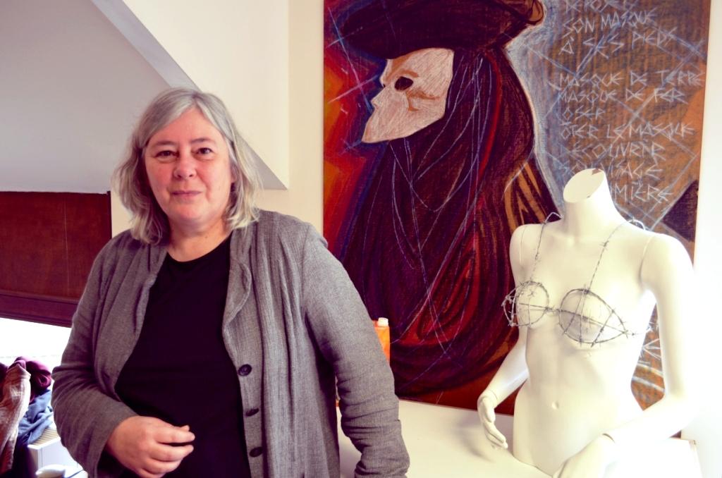 Carole Crabbé, coordinatrice d'AchACT