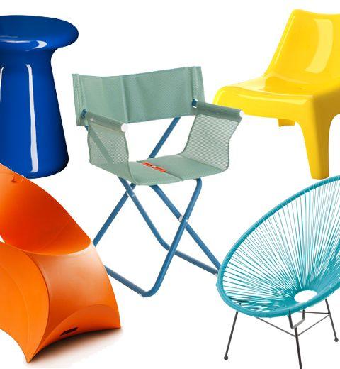10 chaises de jardin design à moins de 150€