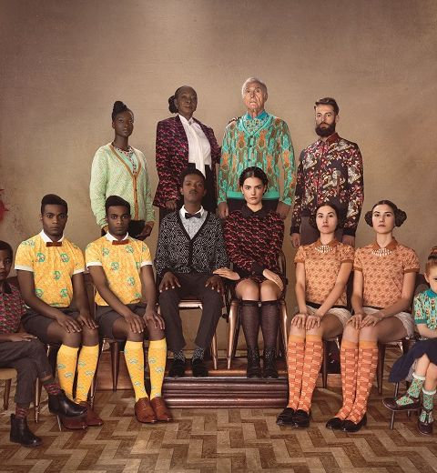Exclu ELLE Belgique : la première collection de Stromae avec le collectif Mosaert !