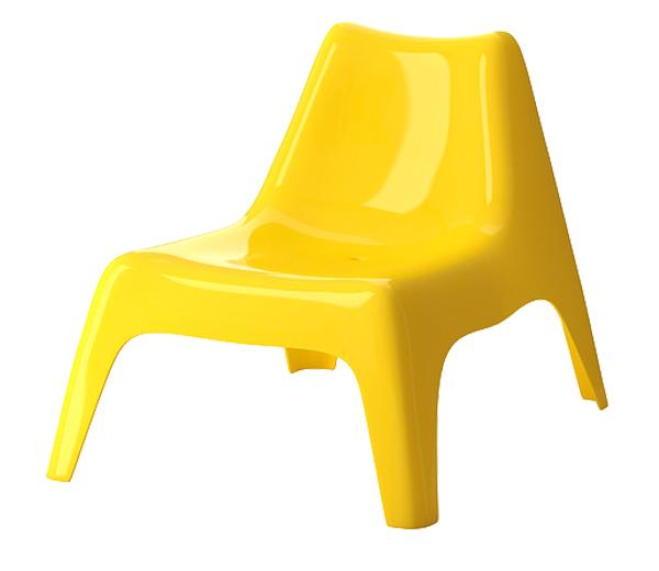 chaises de jardins design moins de 150. Black Bedroom Furniture Sets. Home Design Ideas