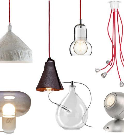20 lampes pour s'éclairer avec style