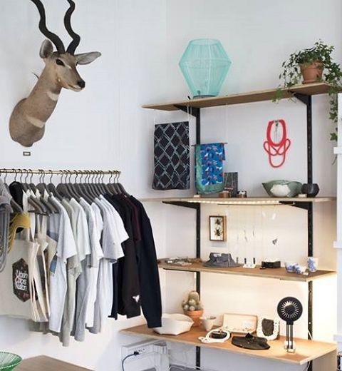 Superstrat, la boutique de et par des jeunes designers à Bruxelles