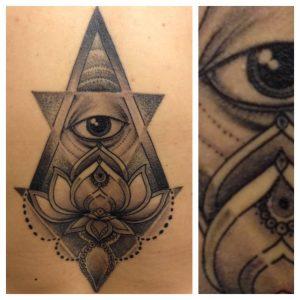 tatoueurs de Belgique : Tattoo by Steven Burlton