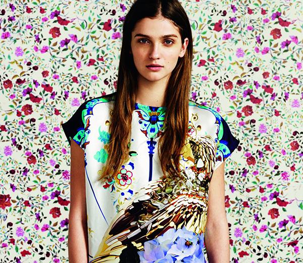 La collection Topshop x Mary Katrantzou