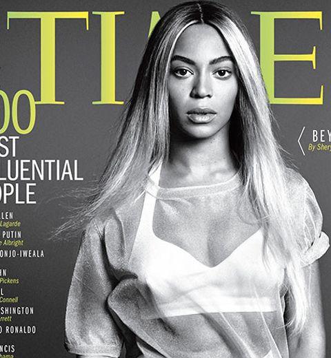 Beyoncé élue personne la plus influente du monde