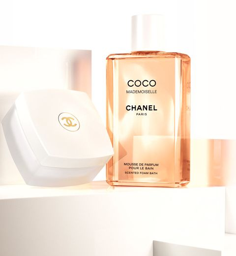 Le kit de bain Chanel