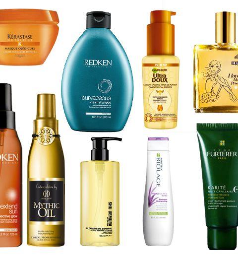 10 produits miraculeux pour cheveux très secs (et bouclés)