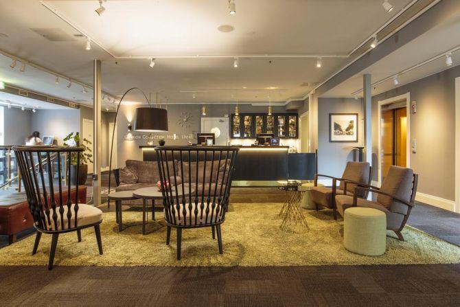 Hôtel Clarion à Umea pour une escapade entre filles