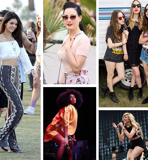 Coachella week-end #2: les plus beaux looks