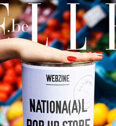 Webzine: le National Pop-up Store, c'est quoi ?