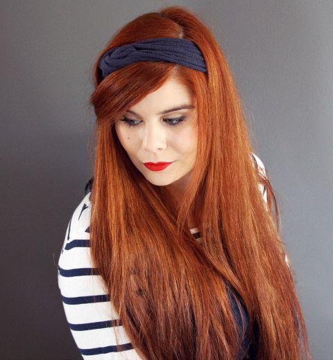 DIY: le headband bohème