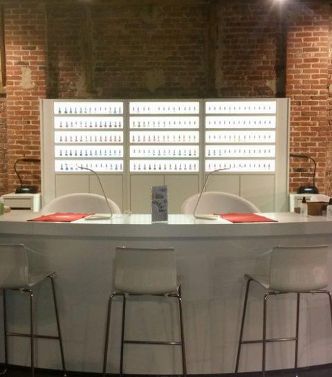 Nouveau à Anvers: le premier lakstore belge