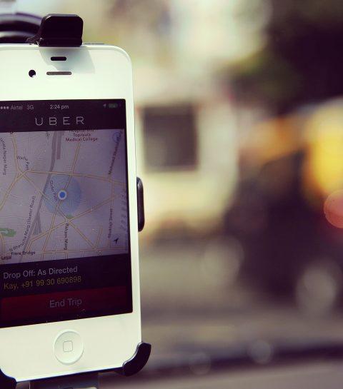 Uber interdit, la twittosphère s'enflamme