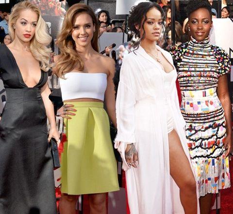 Les plus beaux looks des MTV Movie Awards 2014