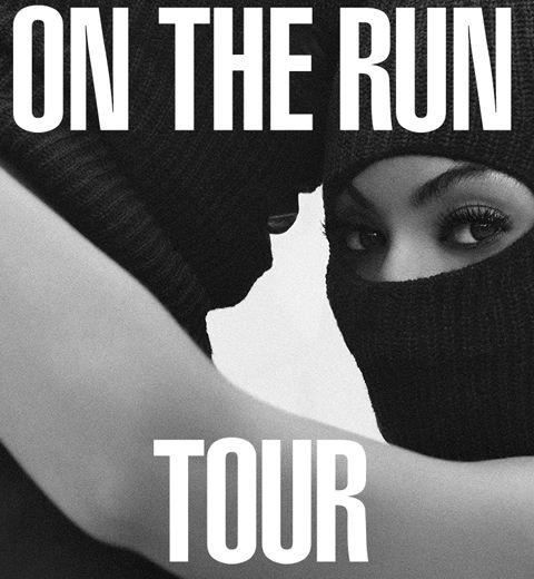Jay Z et Beyoncé en tournée together