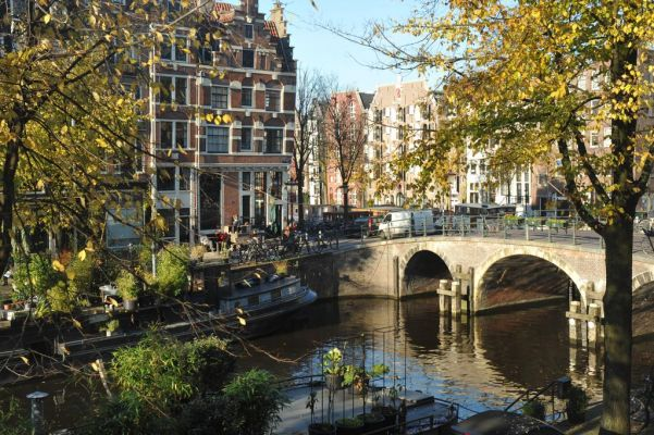 Escapade entre filles à Amsterdam