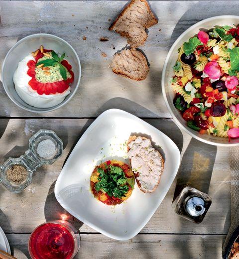 7 recettes originales pour secouer vos salades