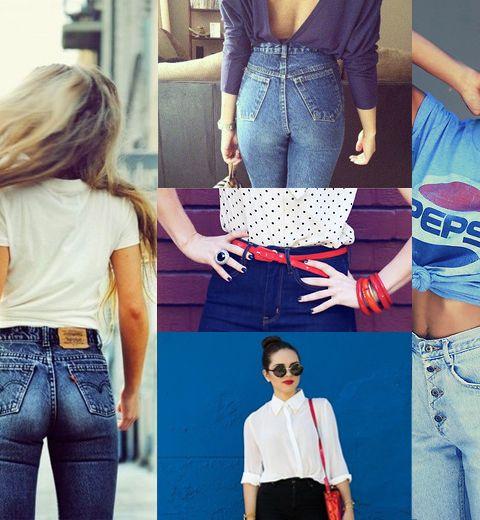 15 façons de porter la taille haute