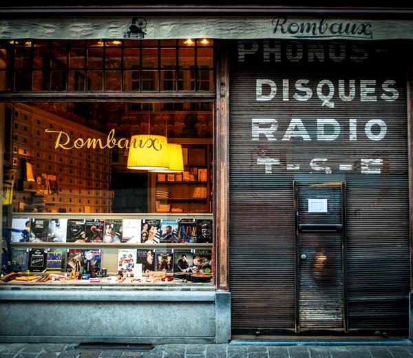 Rombaux disques