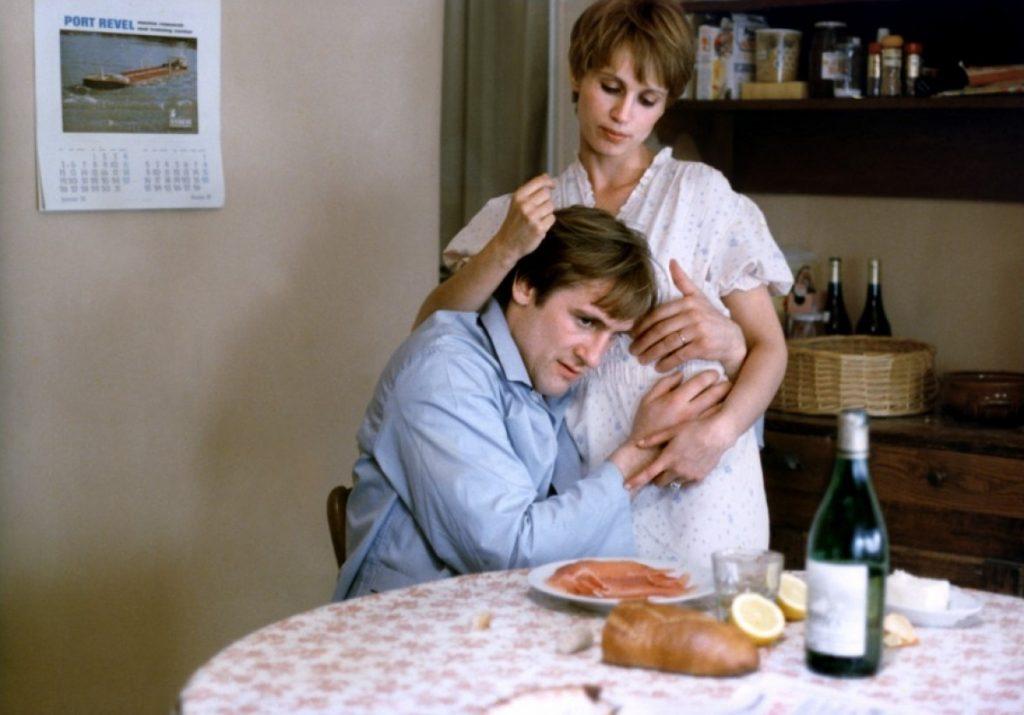 La femme d'à côté, avec Gérard Depardieu.