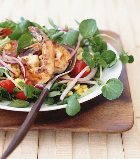 Cuisine de l'étudiant : Salade exotique