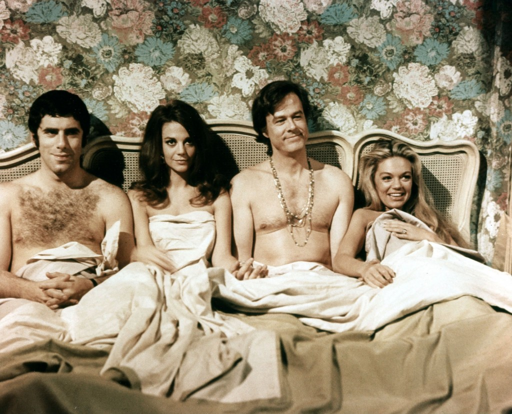bob et ted et carol et alice bob and ted and carol and alice 1968 real : paul mazurky elliott gould nathalie wood robert culp dyan cannon collection christophel