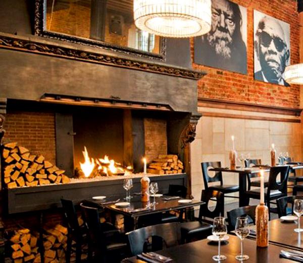 Zwart Huis bar jazz bruges