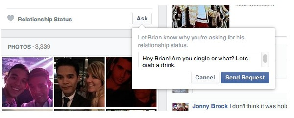 Flirter sur internet