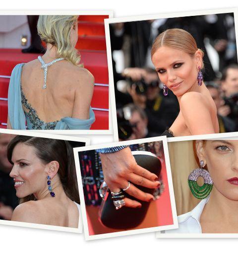 Cannes: Les plus beaux bijoux