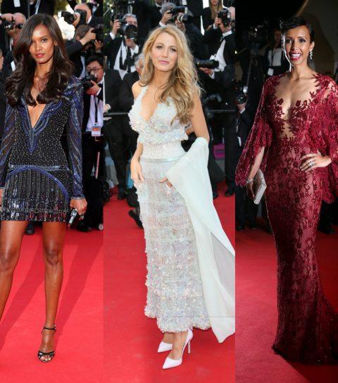 Festival de Cannes J 2: les plus beaux looks