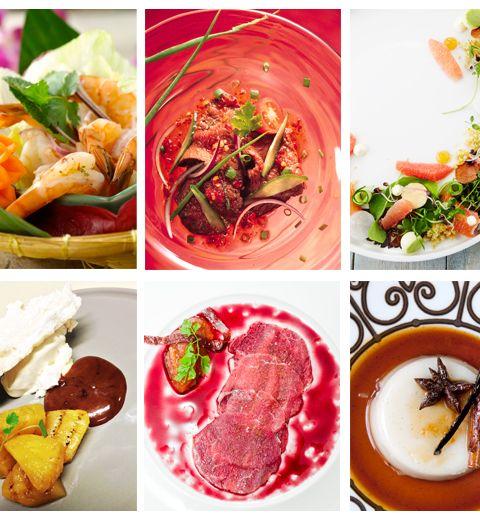 6 recettes de chefs pour s'évader