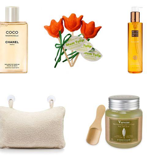 Fête des mères: 5 produits pour le bain qui la feront craquer