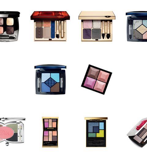 Les 10 plus belles palettes du printemps/été 2014
