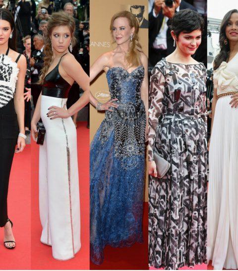 Festival de Cannes J 1: les plus beaux looks