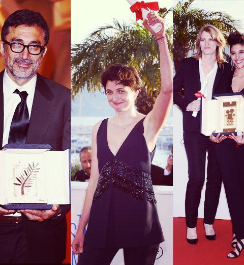 Cannes: le palmarès 2014