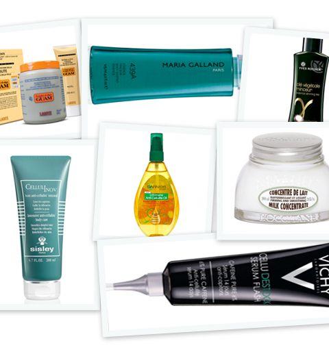 10 produits anti-cellulite testés par la rédac