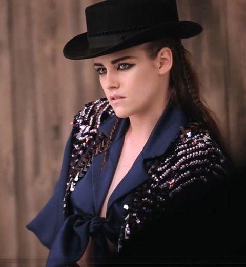 Kristen Stewart & Karl Lagerfeld: les coulisses du shooting (VIDEO)
