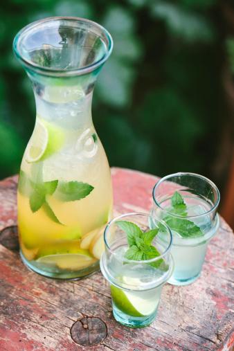 cocktail vert