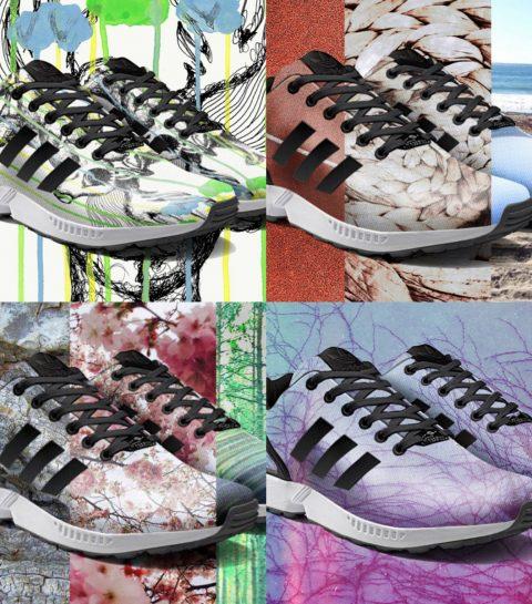 Adidas Photo Print: nos photos sur nos sneakers