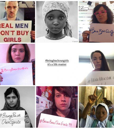 #BringBackOurGirls: se mobiliser pour les 200 Nigérianes enlevées
