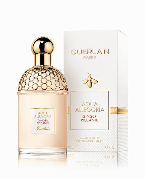 Parfum Ginger Piccante Aqua Allegoria de Guerlain.