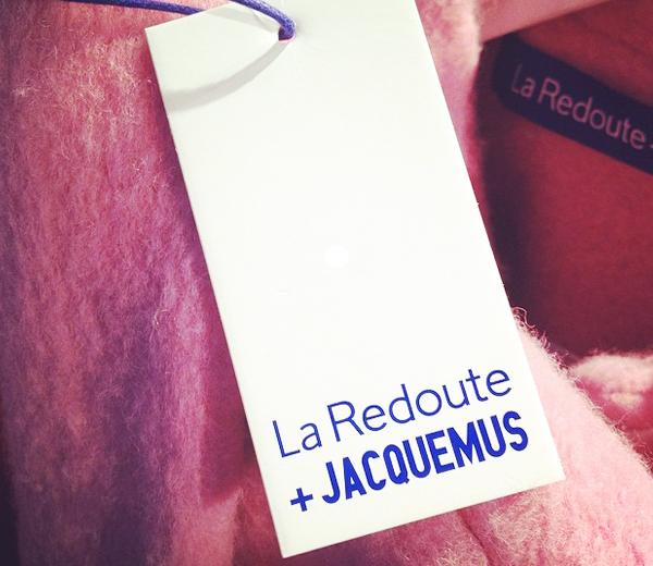 jacquemus pour la redoute chemin direct vers notre dressing. Black Bedroom Furniture Sets. Home Design Ideas