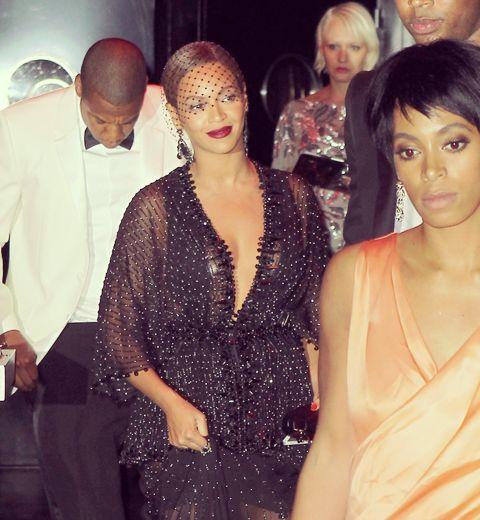 Jay-Z attaqué par sa belle-soeur Solange Knowles