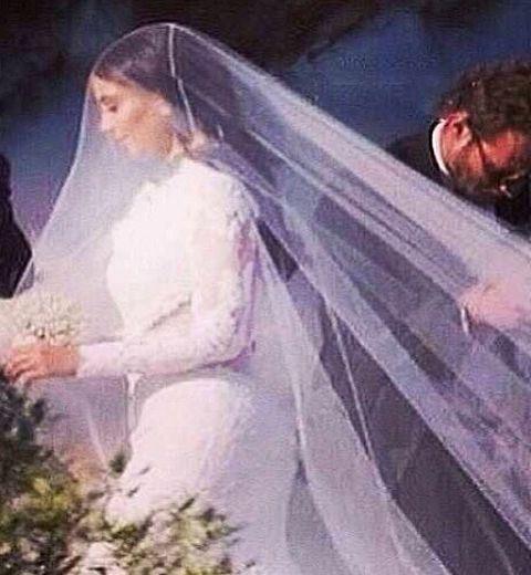 Les premières images du mariage de Kim & Kanye