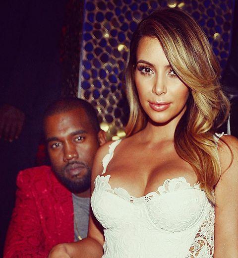 Kim & Kanye mariés en secret ?