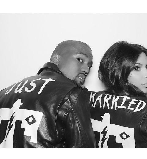 Kim & Kanye: quelques photos officielles du mariage