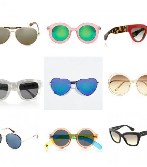 TOP 10 des lunettes de soleil qu'on va s'arracher