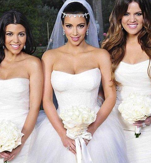 Quelle robe de mariée portera Kim Kardashian ?