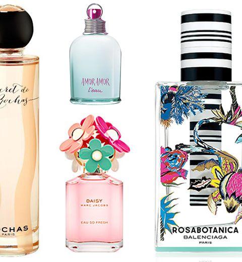 Nos 10 parfums de l'été préférés
