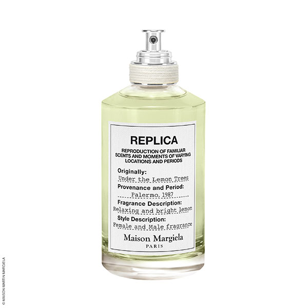 Parfum Under the Lemons Trees Replica de Maison Margiela.